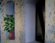 Художественная роспись по декоративной штукатурке,фото