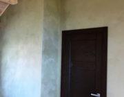 Декоративная краска,окраска спальни