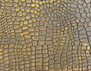 Кожа крокодила,трафарет из штукатурки,фото