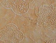 Трафарет орнамент из штукатурки,фото