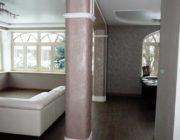 Декоративная краска нанесение на колонны,фото