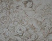 ,роспись стен по декоративной штукатурке,фото