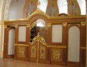 Позолота церковной утвари,фото