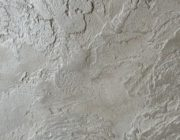 Фактурная штукатурка с серебром,фото