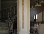 Венецианская штукатурка в рустах,фото объекта