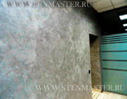 Венецианская штукатурка под мрамор,фото в интерьере