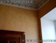 Венецианская штукатурка под камень,фото