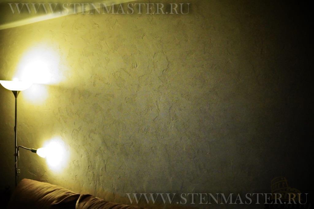 """Карта мира""фактура декоративной штукатурки Травертино"