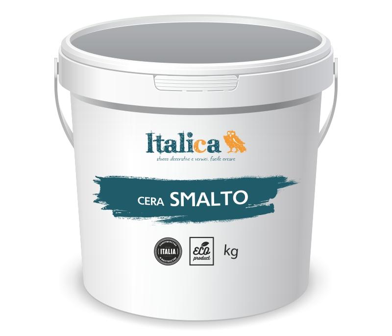 ITALICA CERA SMALTO (серебро,золото,перламутр)