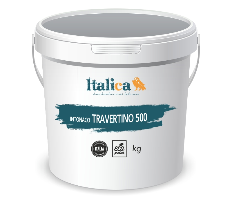 TALICA MARMO TRAVERTINO 500