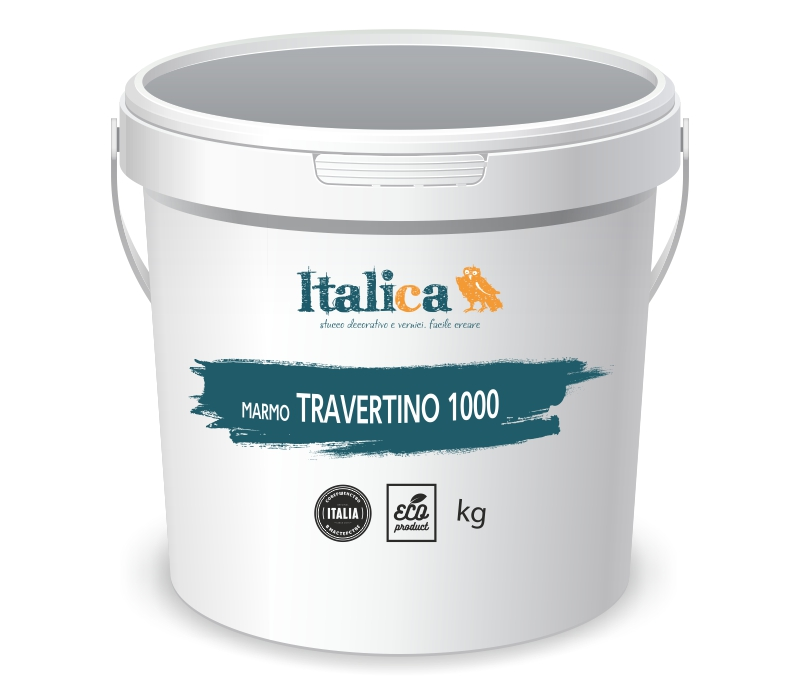 ITALICA MARMO TRAVERTINO 1000