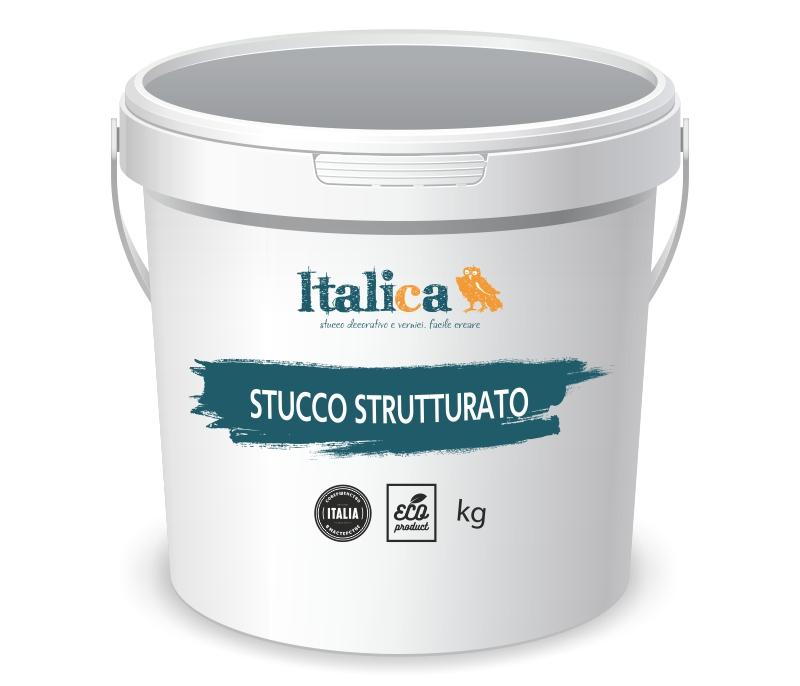 ITALICA STUCCO STRUTTURATO